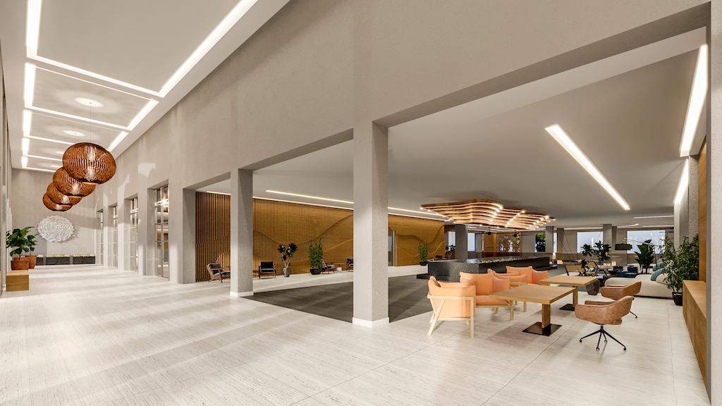 Hyatt Ziva Riviera Cancún ubicación