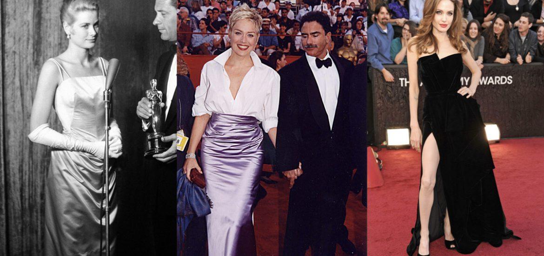 Mejores vestidos Historia Oscar