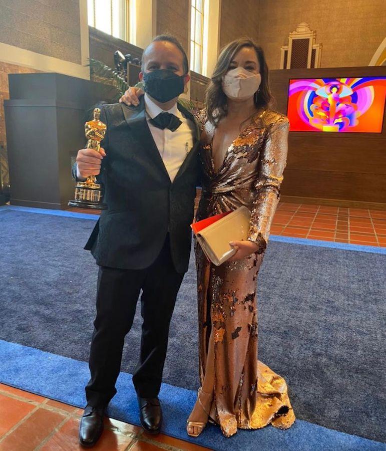Mexicano ganador Oscar 2021 premios
