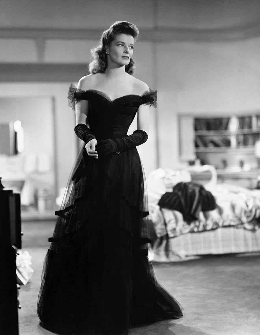 Katherine Hepburn Mujeres que han hecho historia en los Oscar