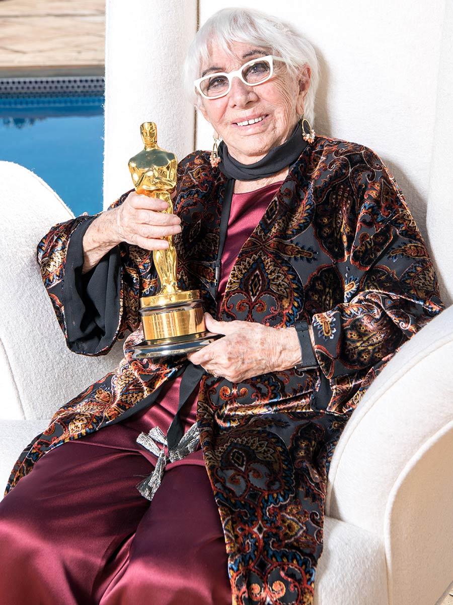 Lina Wertmüller Mujeres que han hecho historia en los Oscar