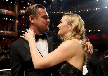 Nominadas al Oscar 2021 Leonardo DiCaprio Kate Winslet
