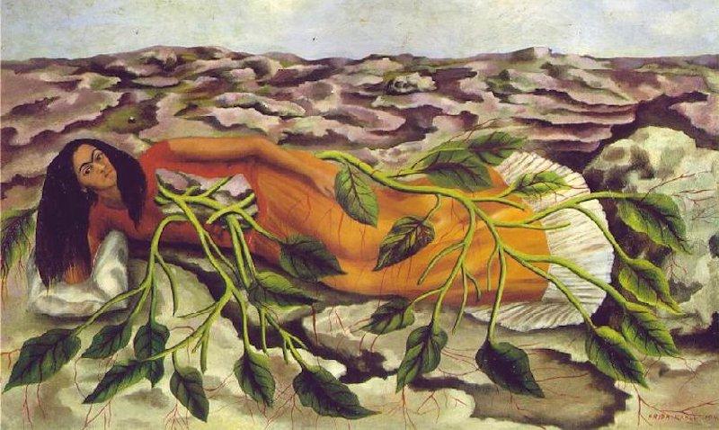 Raíces de Frida Kahlo