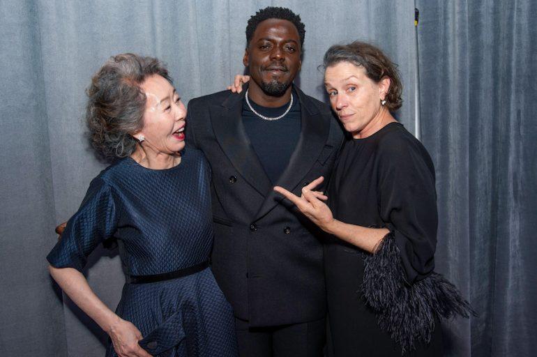 Ganadores Oscars 2021