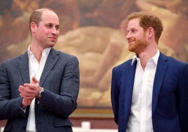 Reconciliación entre William y Harry