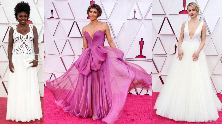 Estas fueron las 3 tendencias fashion más destacadas del Oscar