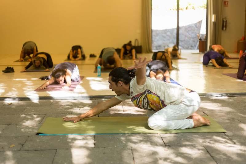 Fin de semana de reconexión en Valle de Bravo yoga