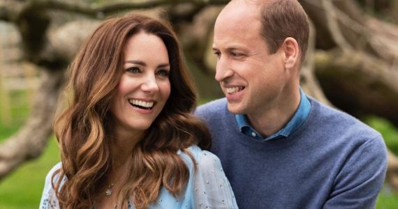 William Kate Aniversario Boda