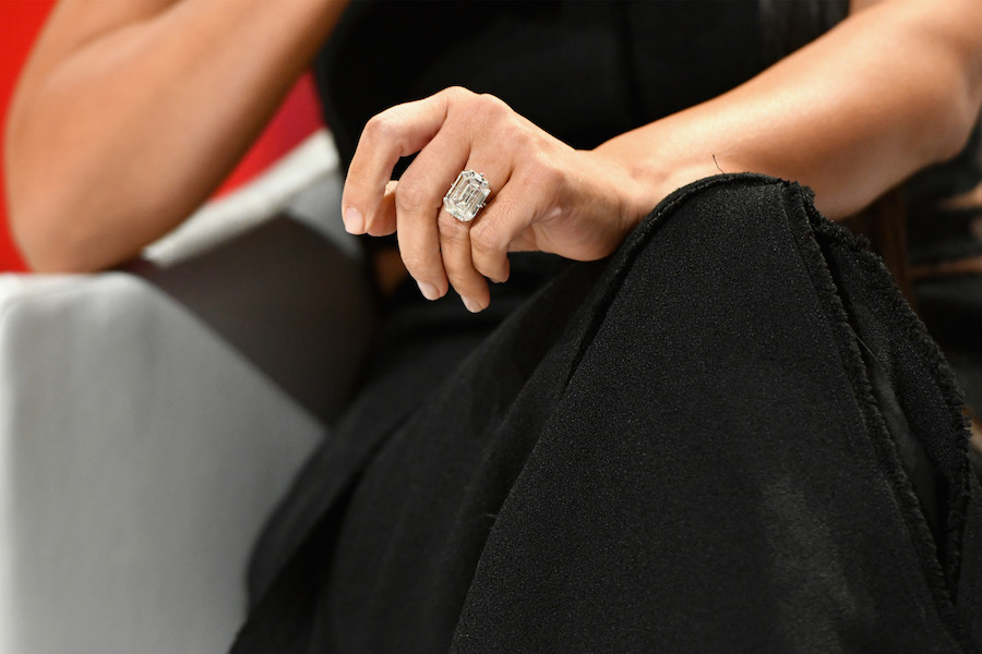 Anillos de compromiso más caros del mundo Kim Kardashian