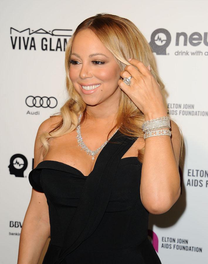 Anillos de compromiso más caros del mundo Mariah Carey