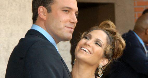 Jennifer Lopez Ben Affleck 2021