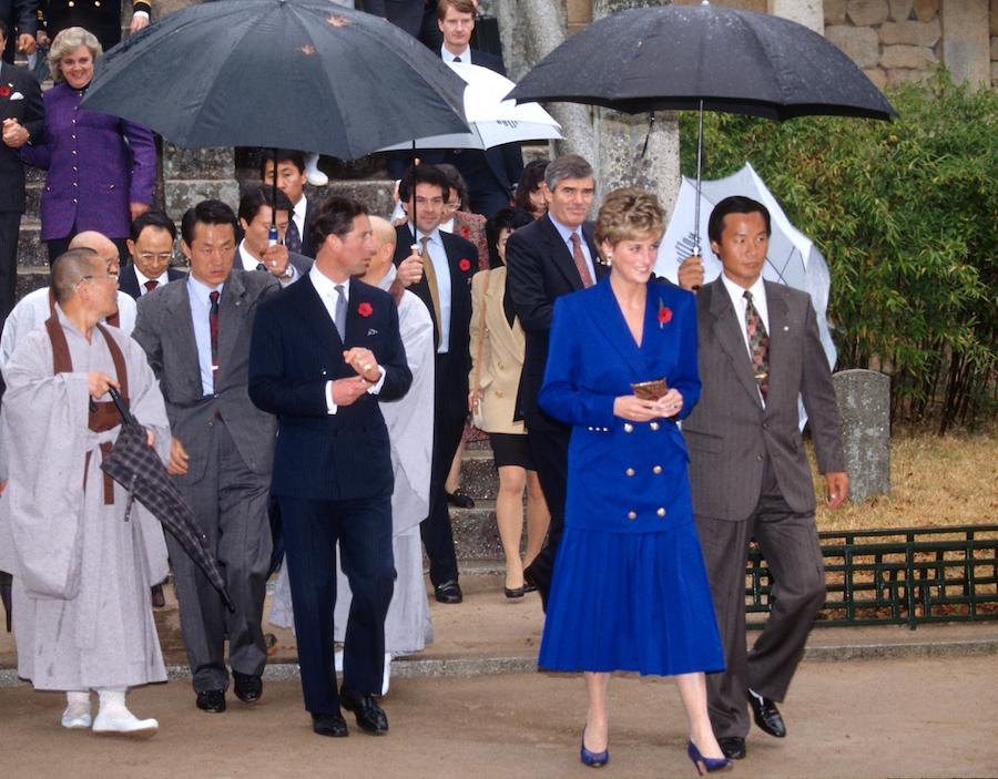 Kate Middleton Lady Diana Carlos