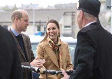 Kate Middleton Reina Isabel