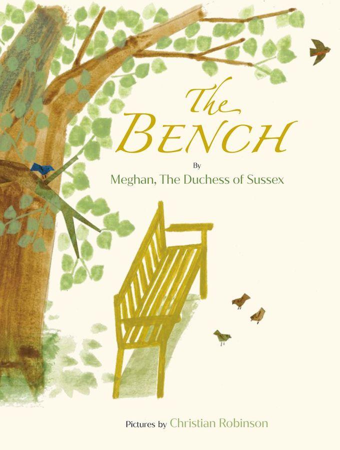 Meghan Markle Libro niños the Bench