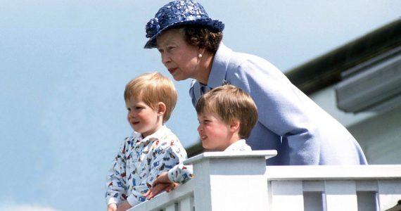 Nietos Bisnietos Reina Isabel II