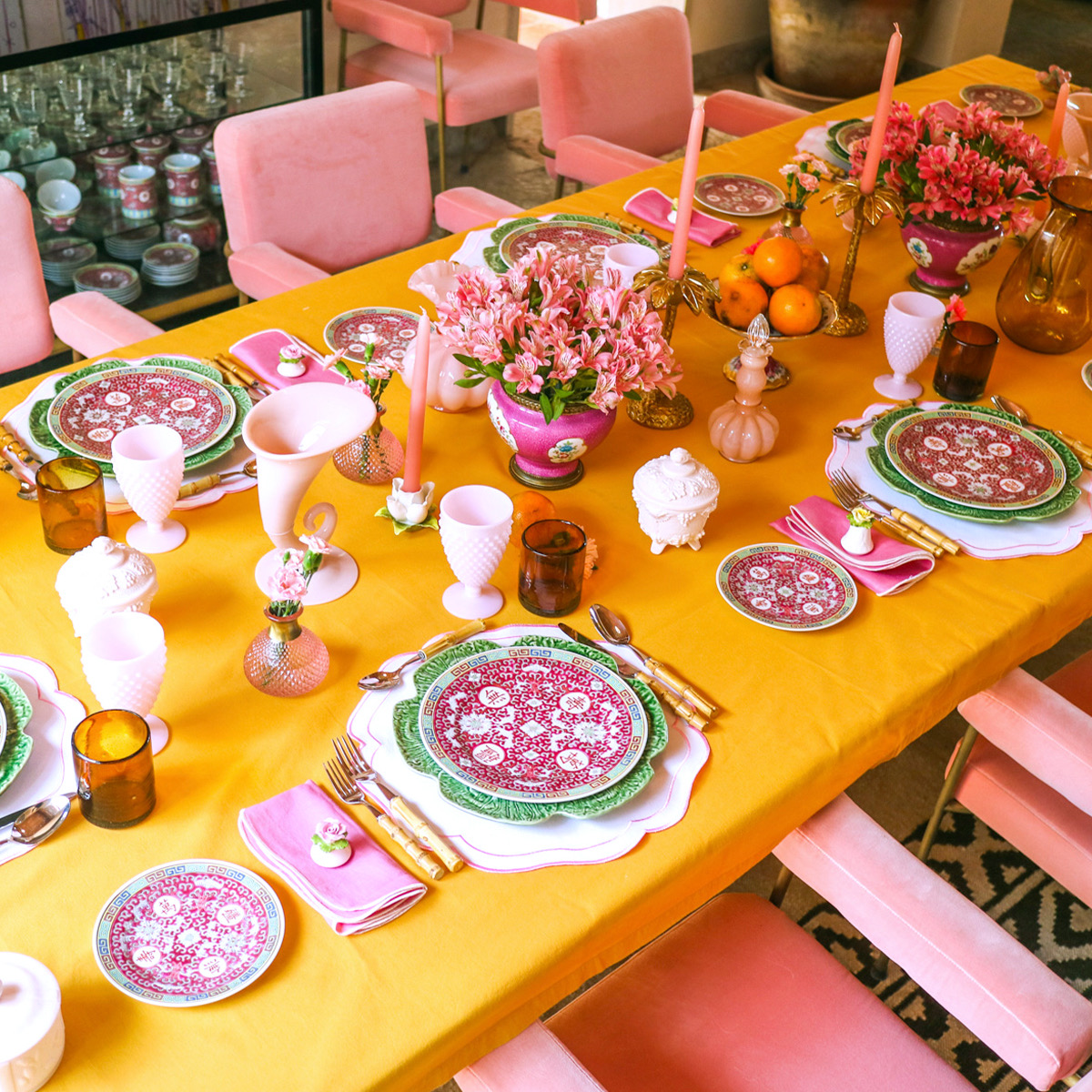 tablescapes 10 mayo