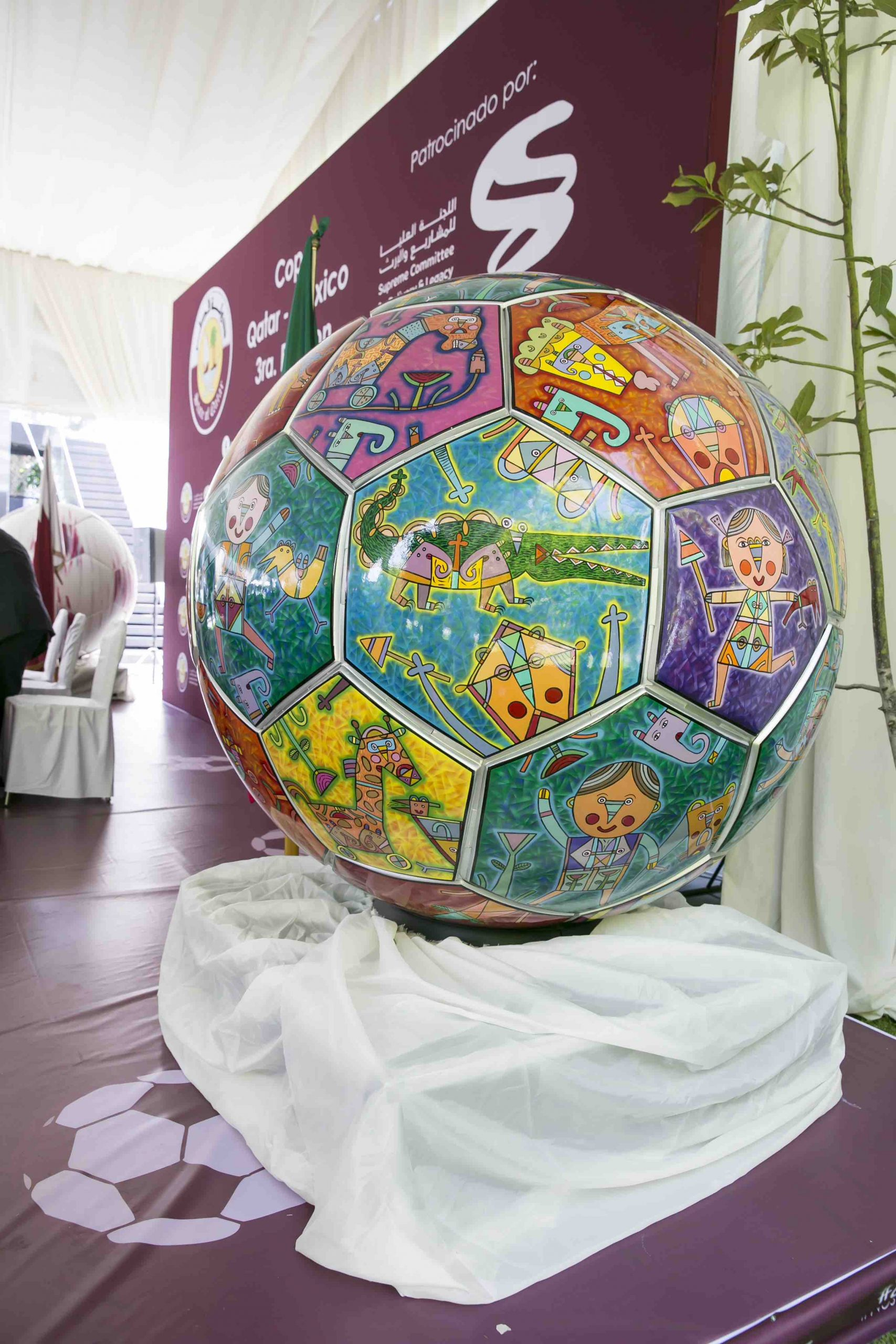 Copa de fútbol Catar