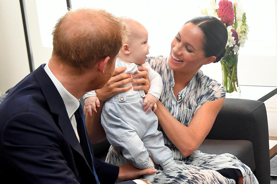 Archie realeza título nobiliario hijo de meghan y harry