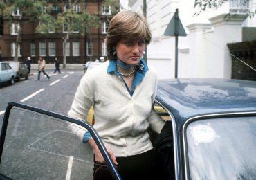 Auto princesa Diana subasta Ford Escort 1981