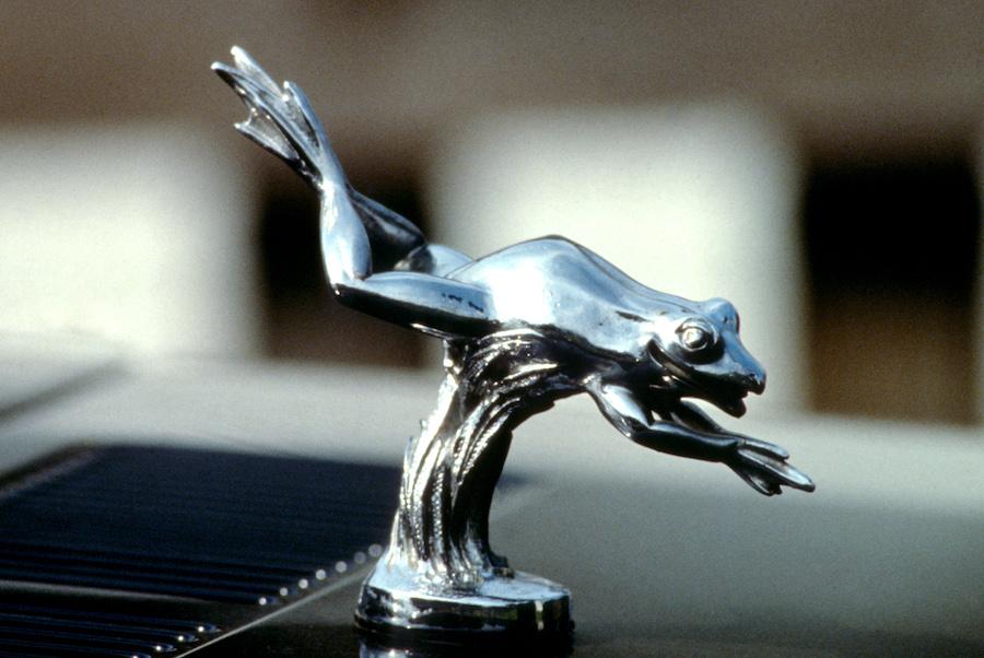 Auto princesa Diana subasta Ford Escort rana