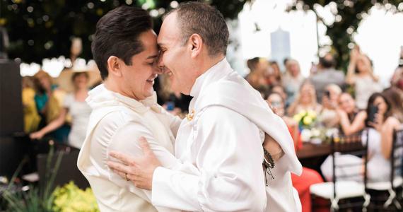boda Daniel Espinosa y Max