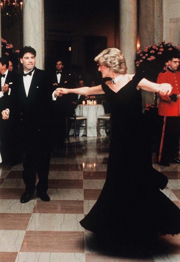 Joyería zafiros princesa diana Travolta