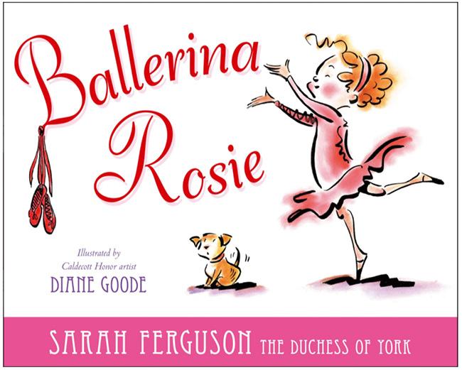 Ballerina Rosie de Sarah Ferguson