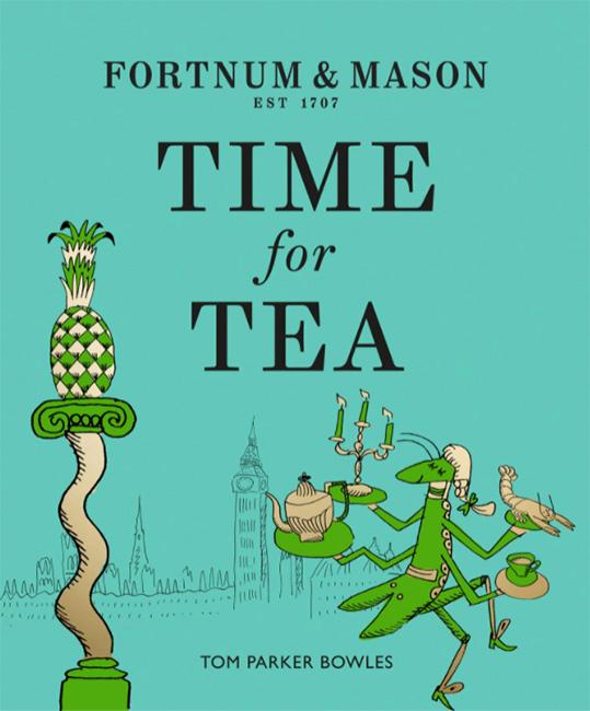 Libros escritos por la Realeza Time for Tea
