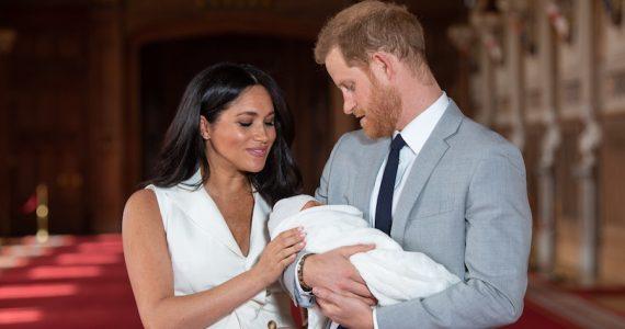 Meghan Harry regalo nacimiento Lilibet Diana
