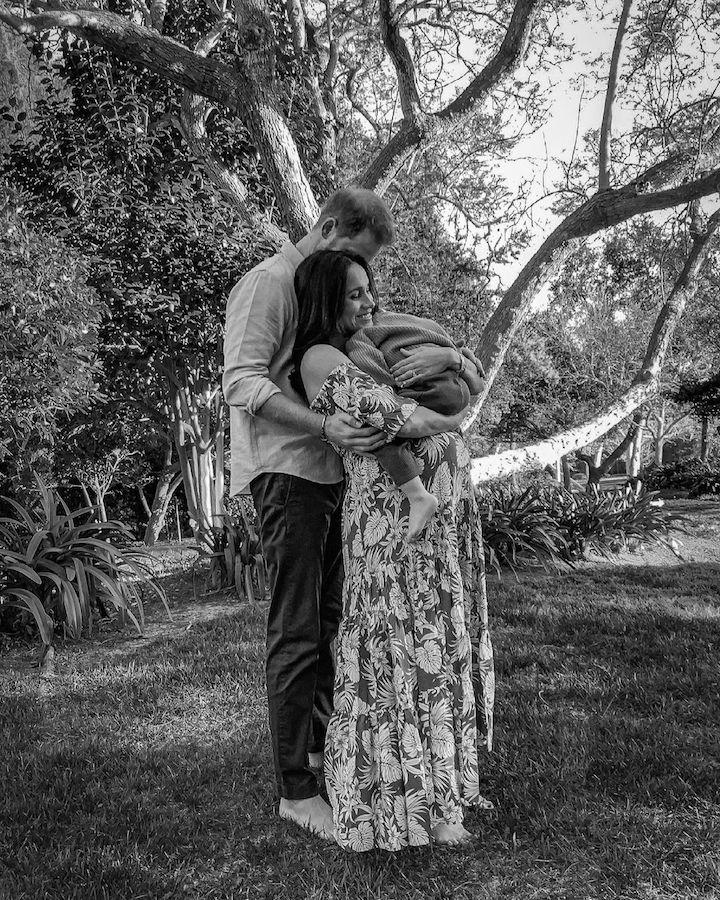 Meghan Harry regalo nacimiento Lilibet Diana bebé