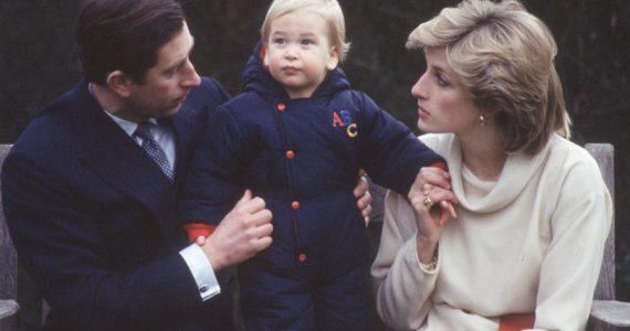 Príncipe William Fotos niño
