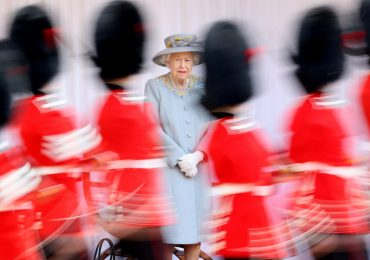 Trooping the Colour 2021 Isabel II