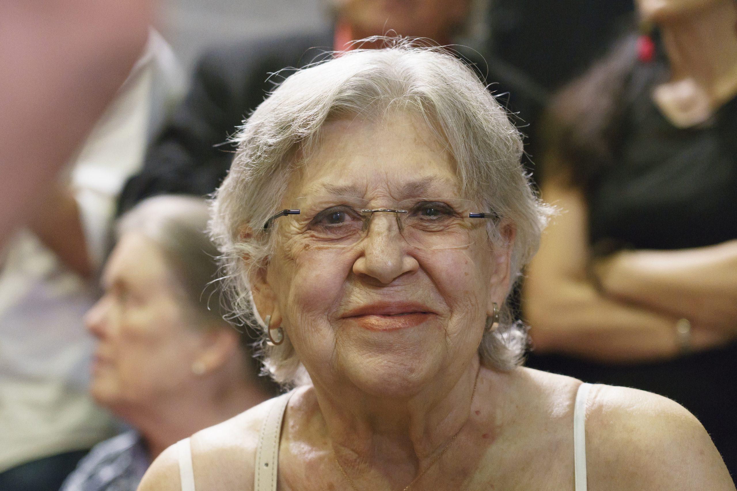 Penélope Cruz despide a su suegra