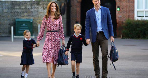 vacaciones de los duques de Cambridge