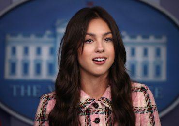 Olivia Rodrigo en la Casa Blanca