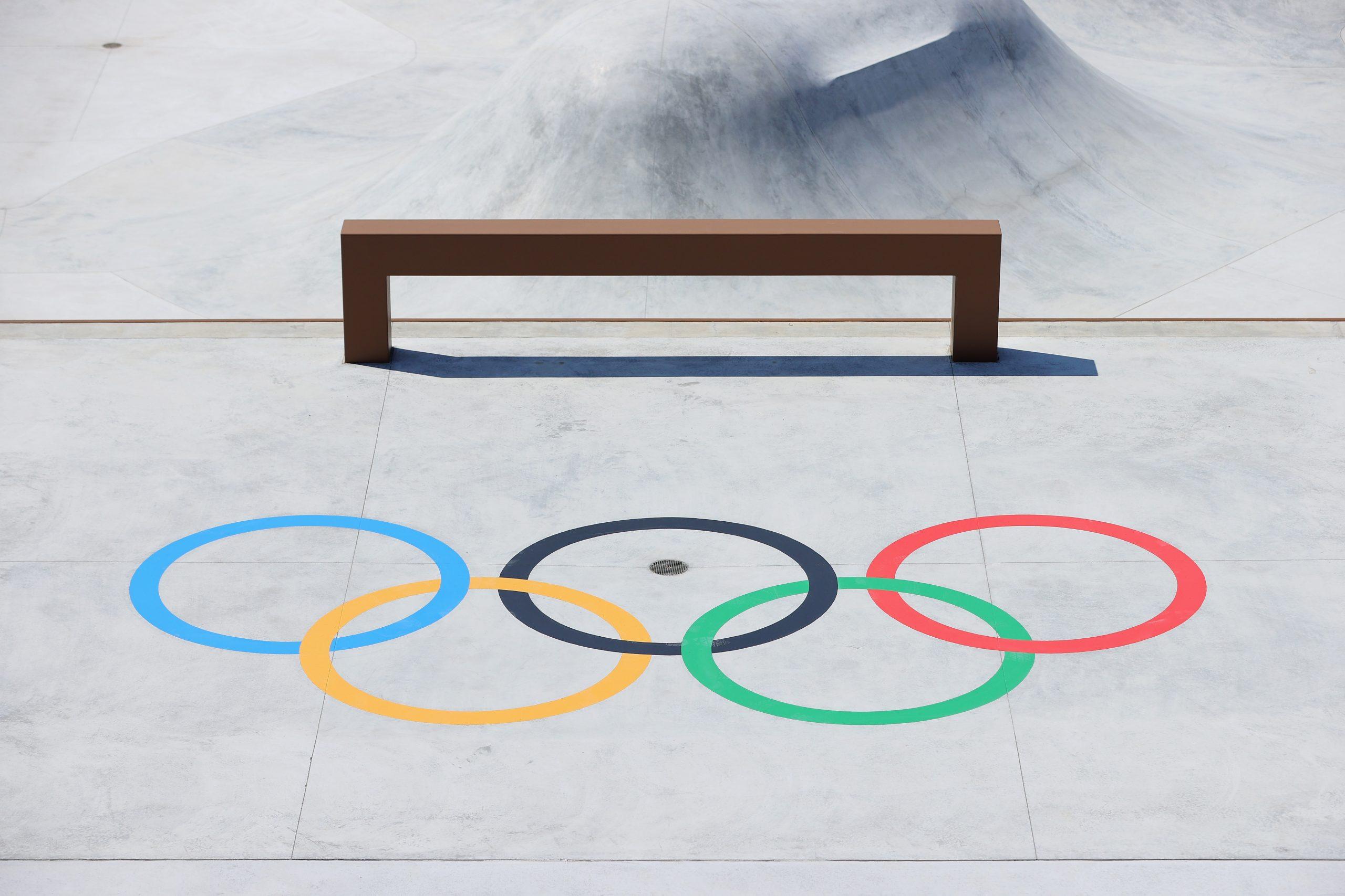 contagios de los atletas Juegos Olímpicos