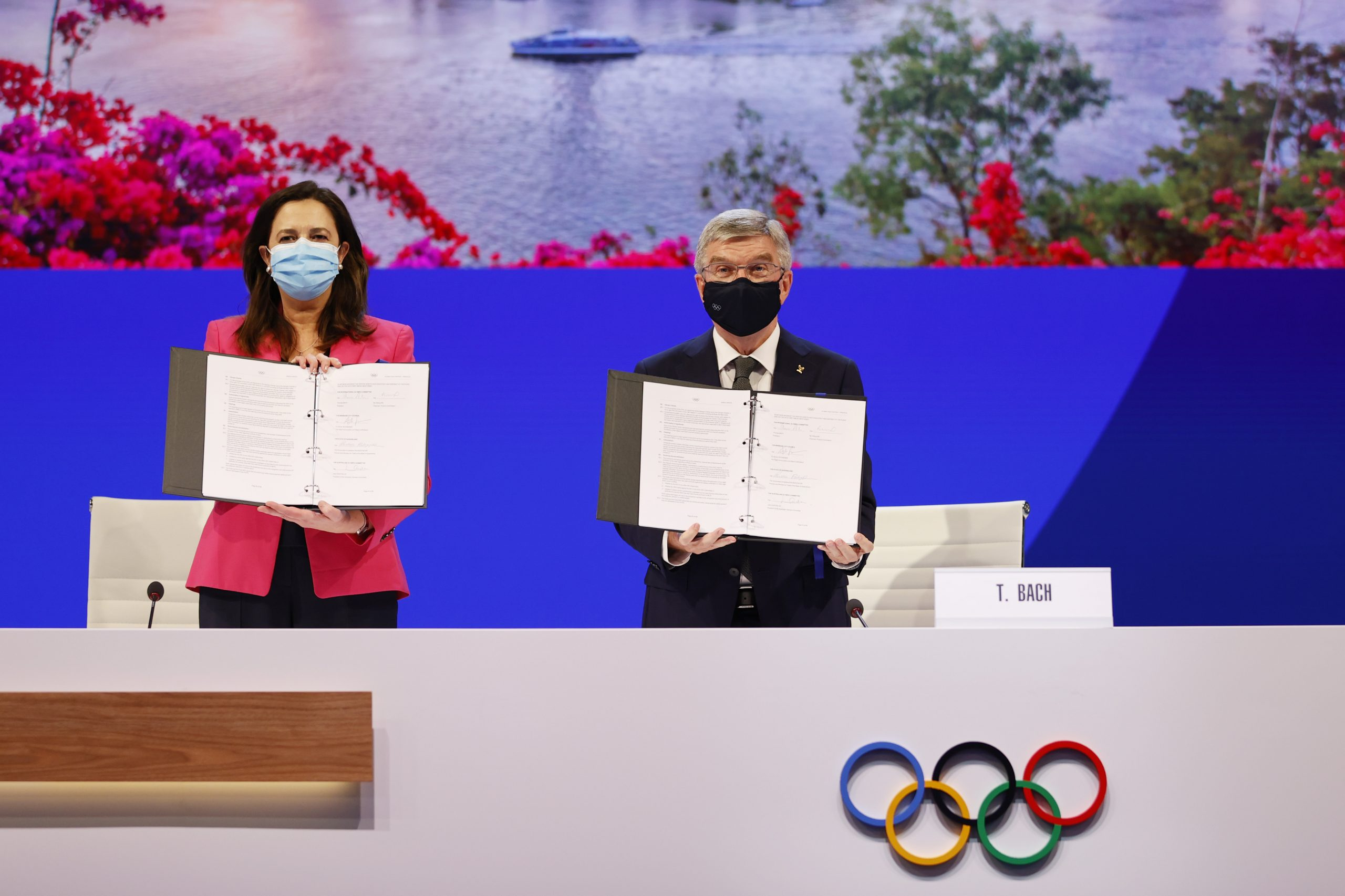 Juegos Olímpicos de 2032