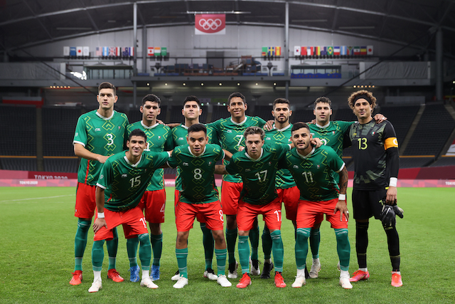México vence a Sudáfrica
