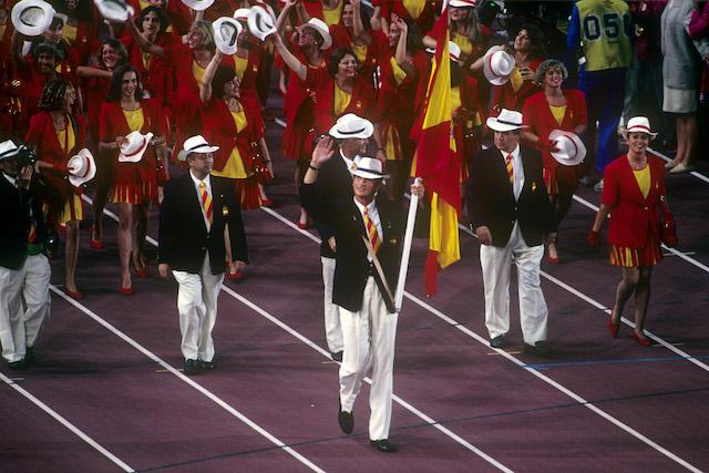 los royals que participaron en los Juegos Olímpicos
