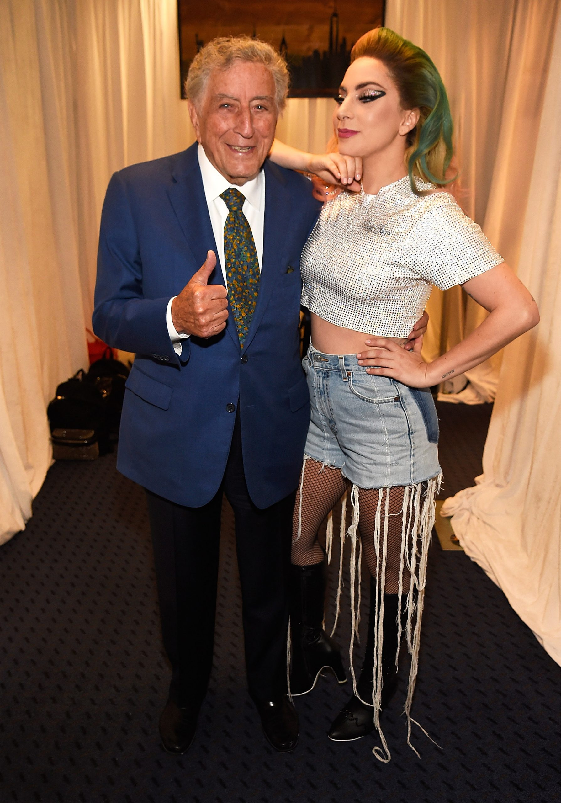 el evento que reunirá a Lady Gaga y a Tony Bennett