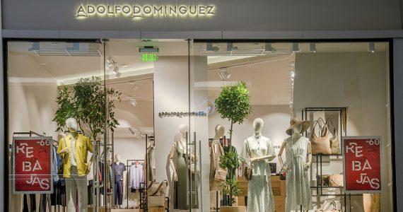 nueva tienda Adolfo Domínguez Parque Delta