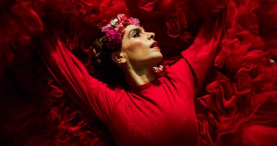 María Juncal flamenco