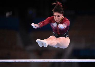 Alexa Moreno alcanza la cuarta posición