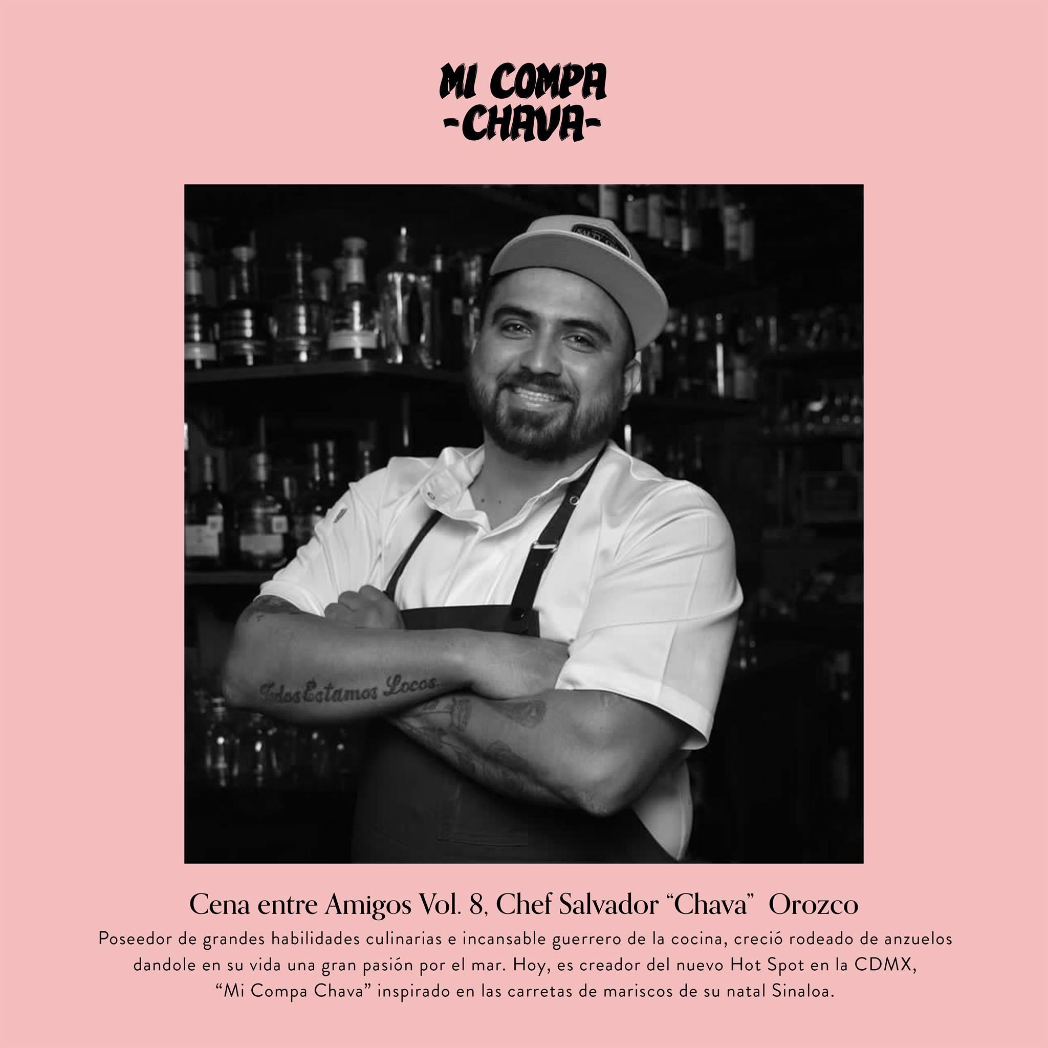 chef Chava Orozco