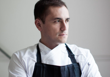chef Maycoll Calderon