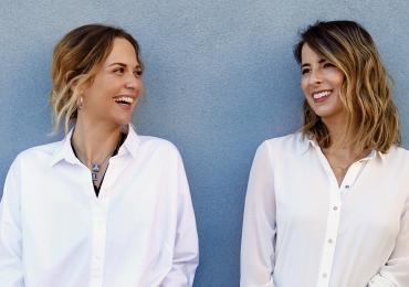 Paola Reyner y Natalia Ferriz podcast