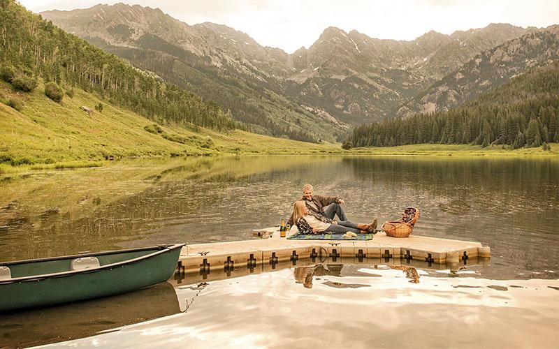Vail, Colorado, el destino perfecto todo el año