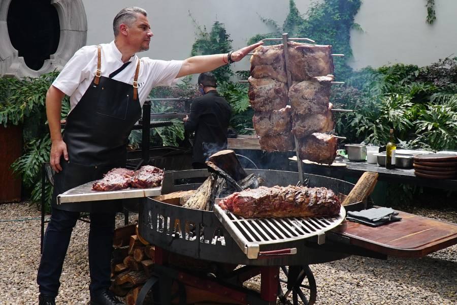 Chef Dante Ferrero