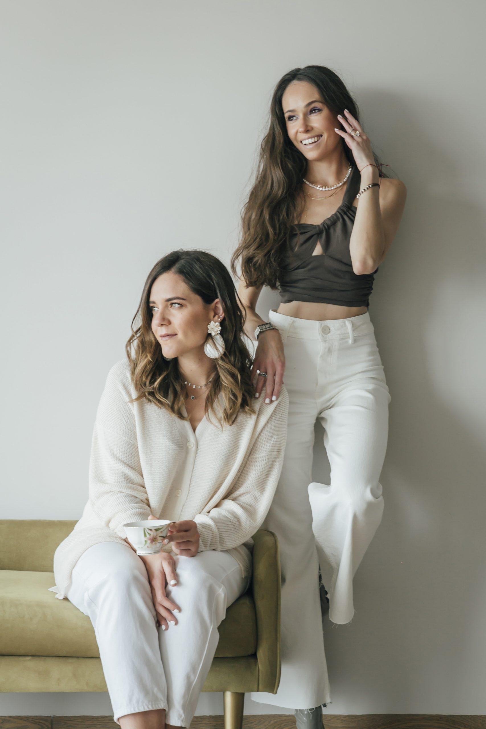 Ana Sala y Marisa Chambón 1
