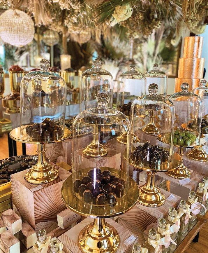 banquetes bodas